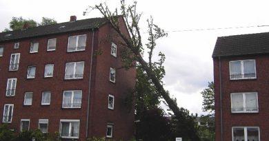 Vor 15 Jahren: Tornadoausbruch in Deutschland