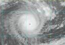 Zyklon HABANA bei Mauritius