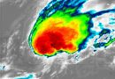 Sturm BILL vor US-Ostküste