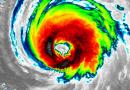 Trifft Hurrikan LARRY Bermuda?
