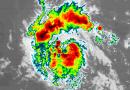 SAM nächster starker Hurrikan