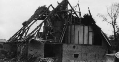 Vor 50 Jahren: Starker Tornado in Kiel