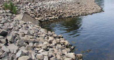Zur Lage an Flüssen und Stauseen